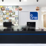 Entertainment One Office Design Completed