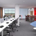 Honda Office Interior Design & Fit Out Project